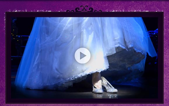 Watch video of Cinderella on Broadway